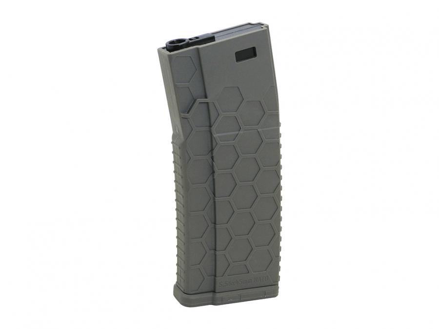 HMA-MAG01-OD - Hexmag Airsoft 120rds Polymer AEG Magazine (Olive Drab)
